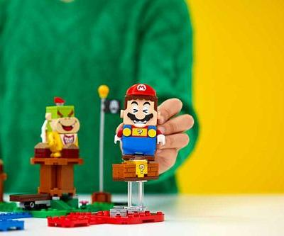 LEGO Super Mario preorders open, Aug. 1st, 2020 launch confirmed, Starter Course/Expansion Sets detailed, free app coming