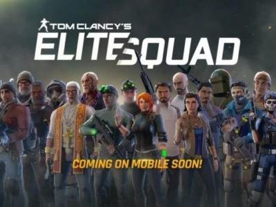Tom Clancy's Elite Squad is a new action RPG from Ubisoft, and it's coming to Android August 27