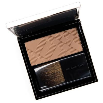 Burberry Dark Earthy Light Glow Natural Blush Review, Photos, Swatches