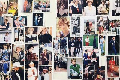 Virgil Abloh Reveals Princess Diana as the Muse for Off-White™ Spring/Summer 2018