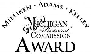 Michigan Historical Commission Award presented to Grand Hotel Chairman, Dan Musser, Jr
