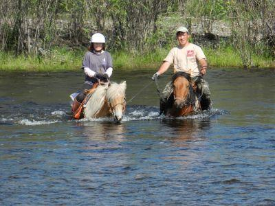 Adventure Horseback Travel in Mongolia June 2017