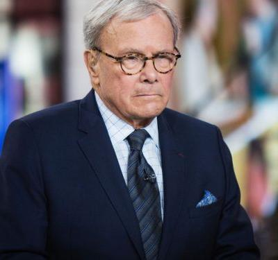 Letter Supporting Tom Brokaw After Sexual Misconduct Allegations Draws Controversy