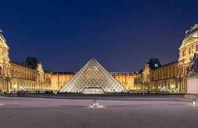 Louvre pyramid, JFK library & other iconic designs by late Chinese-US architect I.M. Pei