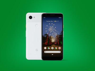 Black Friday at Best Buy: get the Google Pixel 3a on sale for $249.99