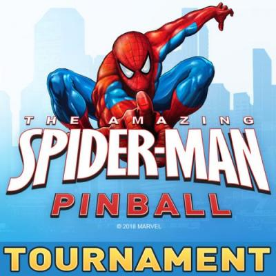 Compete in the Spider-Man Pinball Tournament as Insomniac Streams Pinball FX3