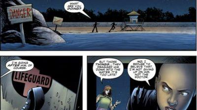 Twelfth Doctor Proves the Power of Music in New Comic