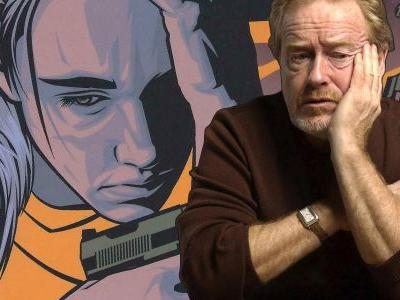 Ridley Scott in Talks to Direct Queen & Country Comic Book Movie