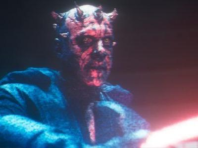 Watch Darth Maul's Shocking Cameo in 'Solo: A Star Wars Story'