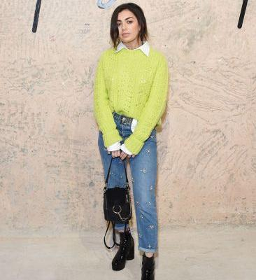 What The Front Row Wore To Topshop London Fashion Week