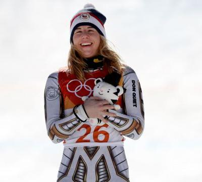 No one expected Ester Ledecka to win the Super-G. Not even her