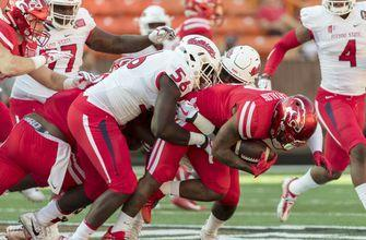 Fresno State beats Houston 33-27 in the Hawaii Bowl