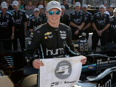 Josef Newgarden Is IndyCar's Awesome Young 2017 Champion