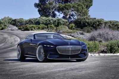 Vision 6 Cabriolet shows how Mercedes-Maybach plans to take down Rolls-Royce