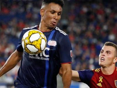 RSL, Revolution share points in crucial playoffs tie