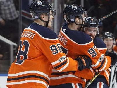 Oilers return the favour by standing up for Russell after gaffe