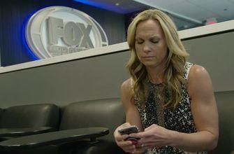 Here's how Christie Pearce Rampone prepares to cover the FIFA Women's World Cup™