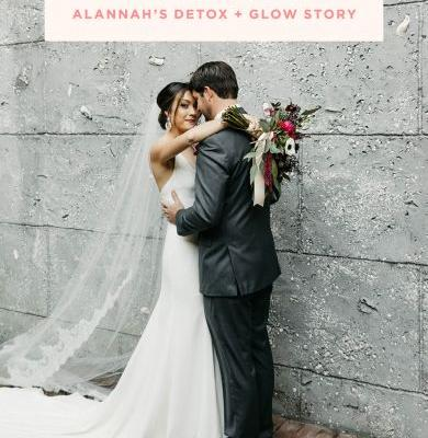 Alannah Dishes on Detox + Glow