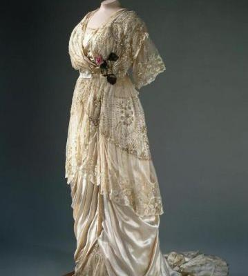 Evening Dress1910sState Hermitage Museum