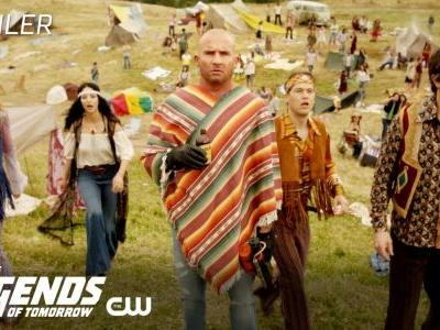 Comic-Con: DC's Legends of Tomorrow Season 4 Trailer Arrives!