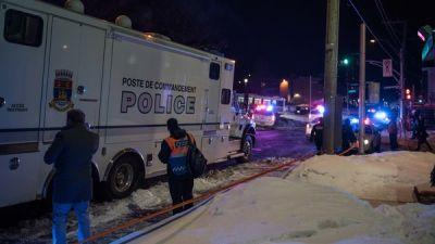 6 Dead In Shooting At Quebec City Mosque