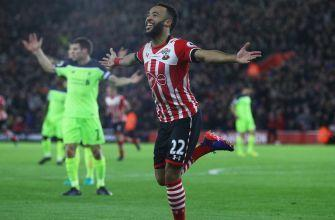 Watch: Redmond gives Southampton lead vs. Liverpool in EFL Cup semifinal