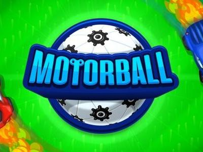 Motorball is a car football game from Noodlecake Studios that's available now for iOS and Android