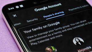Understanding how to use Google's Family plans and apps