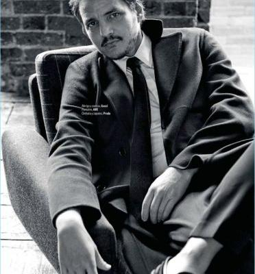 Pedro Pascal Covers GQ México, Gets Political