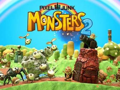 New DLC Outfits, Stages, Towers, and a Danganronpa Collab are Coming to PixelJunk Monsters 2