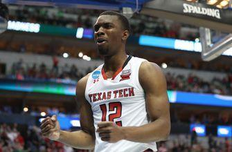 Keenan Evans trusted in Beard and Texas Tech now in Sweet 16