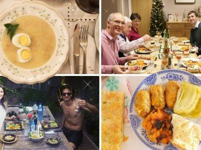 What's Christmas dinner like all around the world?