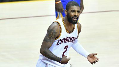 Twitter had too much fun thinking of Kyrie Irving deals in ESPN's trade machine