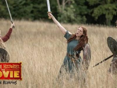 Horrible Histories The Movie Trailer