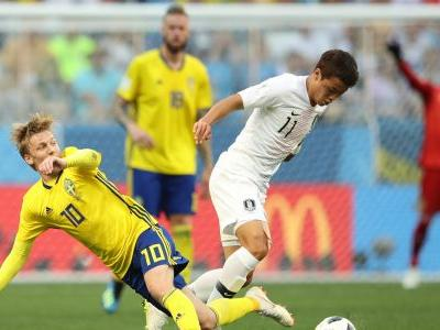 World Cup 2018: Sweden sinks South Korea for key win in tricky Group F