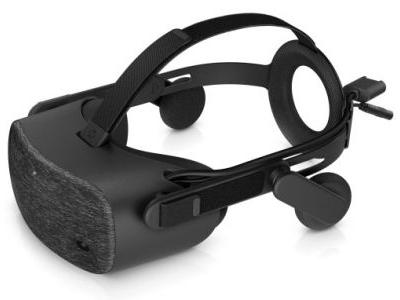 HP built a better version of the Oculus Rift