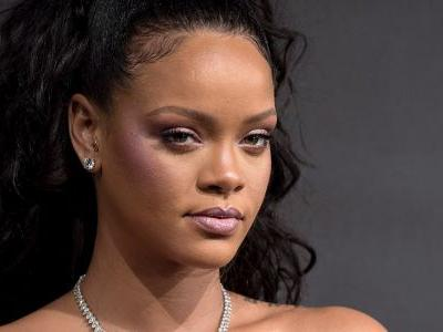 Rihanna responds to the Snapchat ad making light of Chris Brown's brutal attack on her: 'Shame on you'