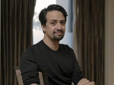 Lin-Manuel Miranda On 'Mary Poppins Returns' And Writing His Way Onstage