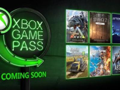 Ark: Survival Evolved, Just Cause 3, Life is Strange 2: Episode 1, and More Coming to Xbox Game Pass in January