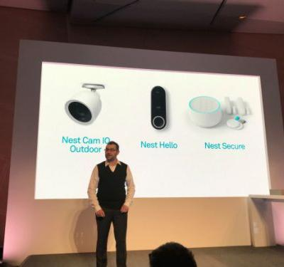 Nest unveils new outdoor camera, doorbell, and home security system