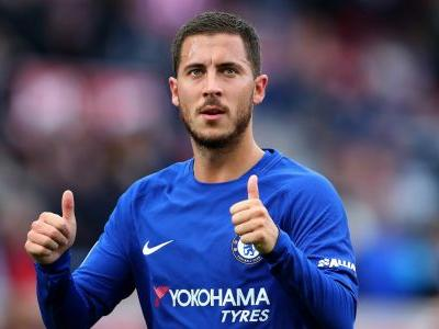 Hazard fuels Real Madrid rumours by airing 'dream' of playing for Zidane