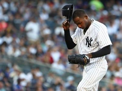 Yankees starter Domingo German optioned to Triple-A