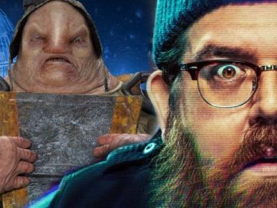 Nick Frost Turned Down a Star Wars Role Because the Pay Was 'Rubbish'