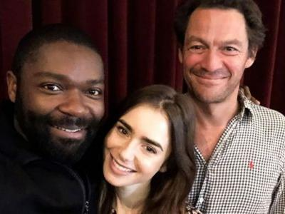 David Oyelowo, Lily Collins and Dominic West Cast in BBC's Les Misérables