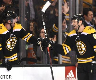 Rick Nash already making big impact with the Bruins