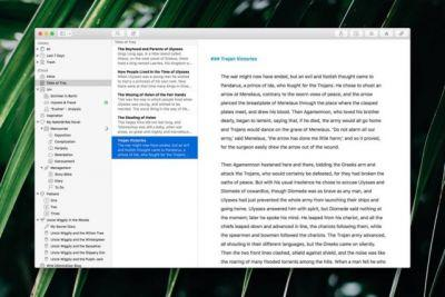 Writing App Ulysses Will Be Switching To A Subscription Model