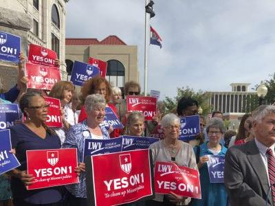 Texas couple helps finance redistricting ballot measures