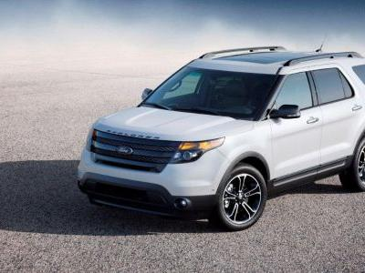 Amid exhaust fumes concern, Ford offers free inspection, repairs to Explorer owners