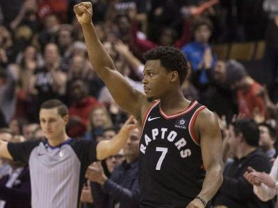 Raptors' Kyle Lowry to be named to NBA All-Star Game