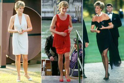 Princess Di was the queen of revenge dressing